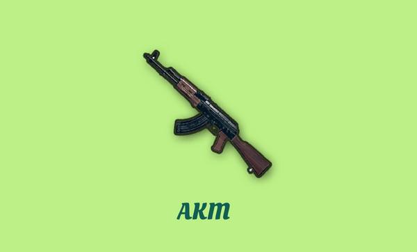 AKMの画像