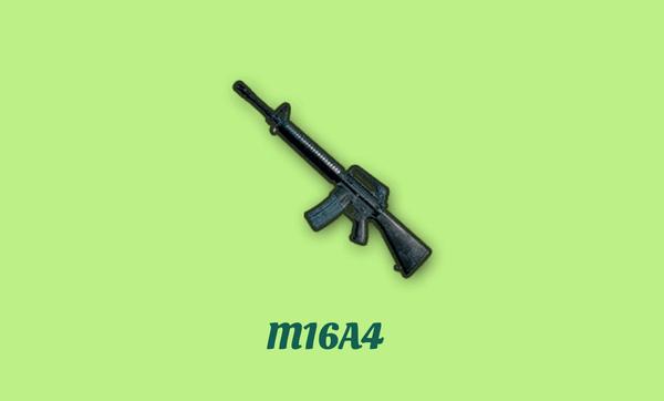 M16A4の画像
