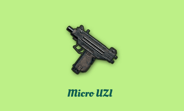 Micro UZIの画像