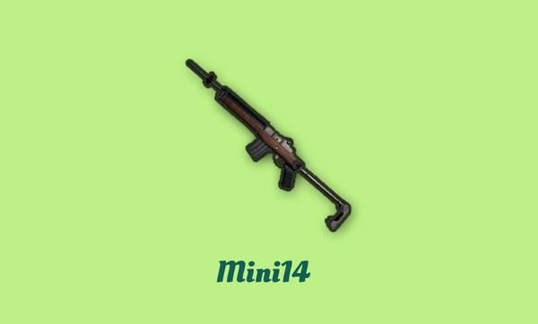 Mini14の画像