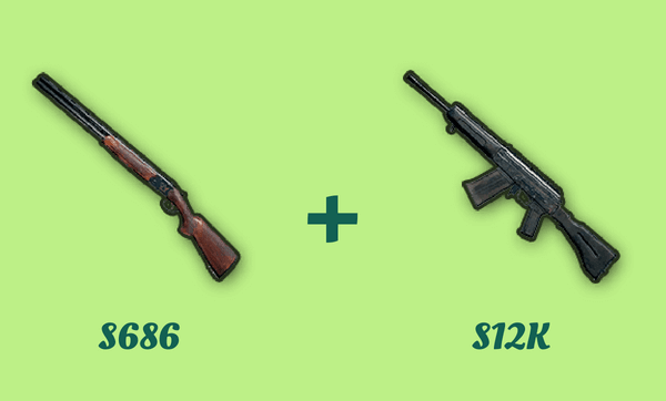 S686 と S12K の組み合わせ