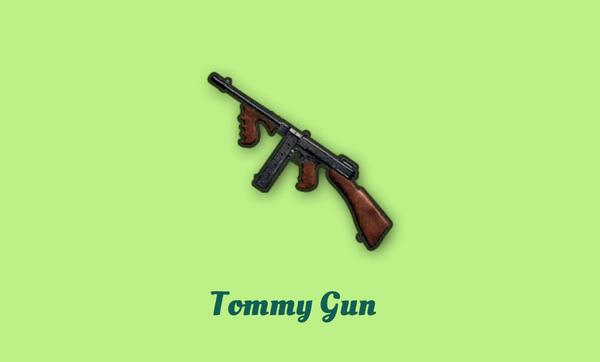 Tommy Gunの画像