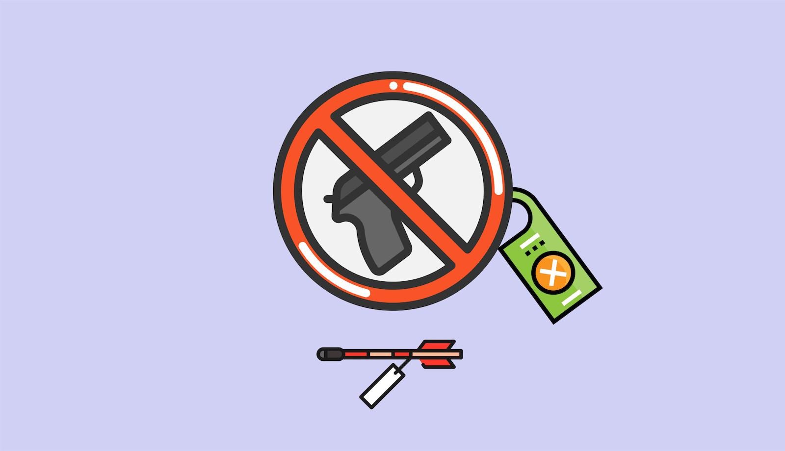 PUBGモバイル:弱い武器とその扱い方