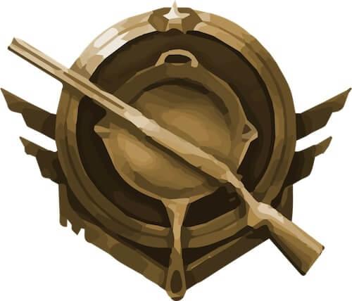 ゴールドランクの画像