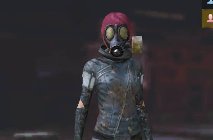 ガスマスクの画像