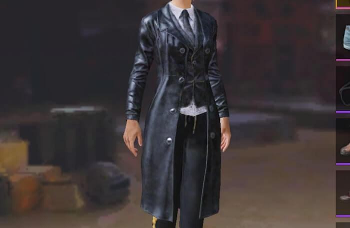 ガーディアンのコートの画像