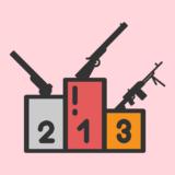 PUBGモバイル:最強の武器の組み合わせパターン