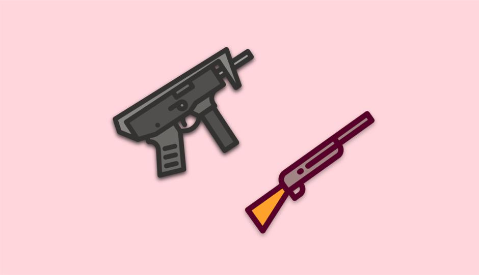 PUBGモバイル:ステージ別、モード別おすすめの武器