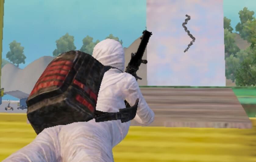 M249の反動(理想カスタム)
