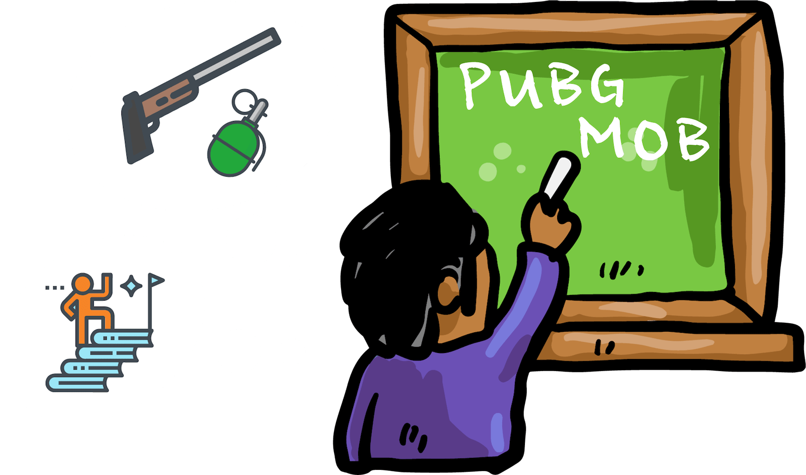 PUBGモバイル攻略