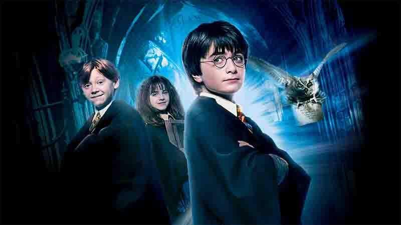ハリー・ポッターシリーズの画像