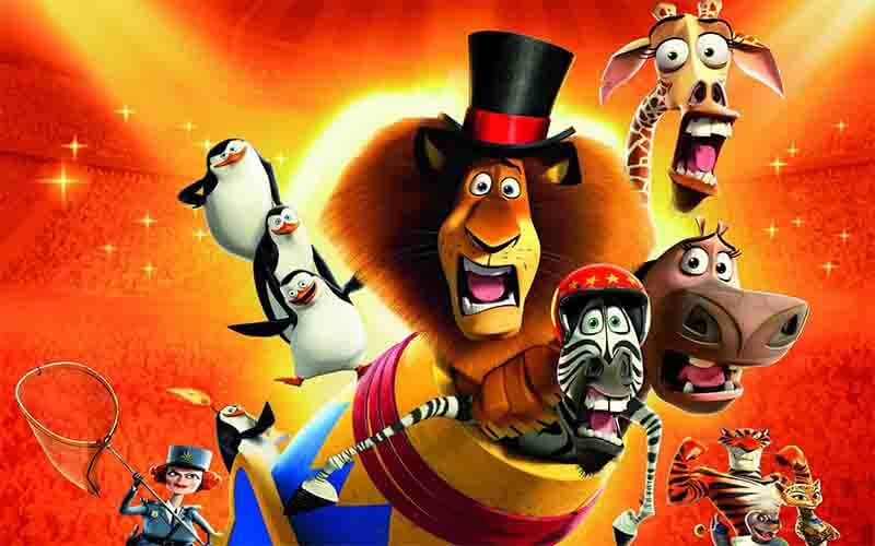 マダガスカルシリーズの画像