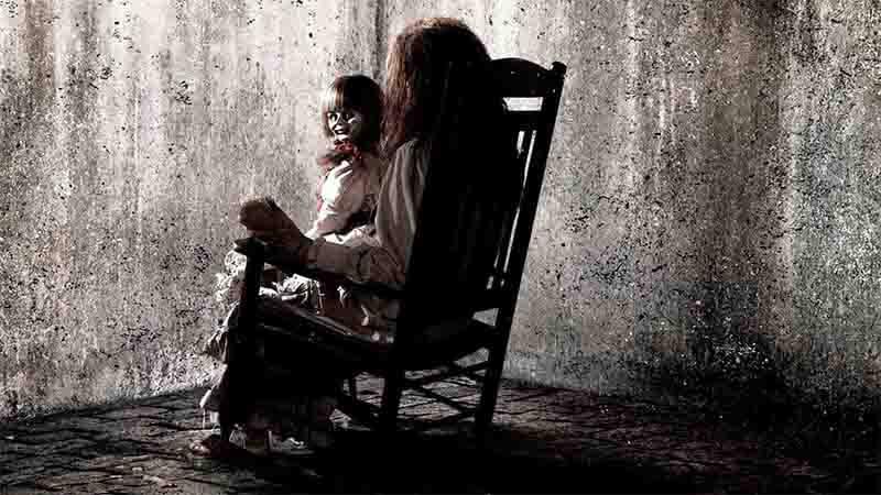 死霊館/アナベルシリーズの画像