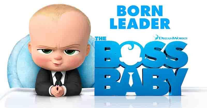 ボス・ベイビーシリーズの画像