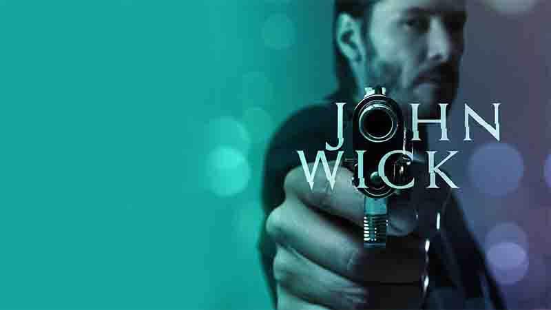ジョン・ウィックシリーズの画像