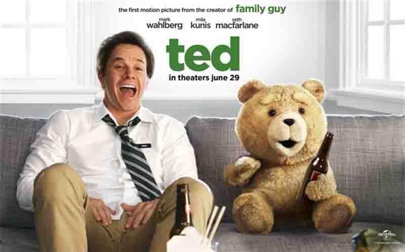テッドシリーズの画像