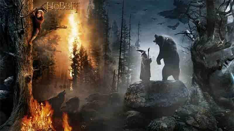 ホビットの冒険シリーズの画像