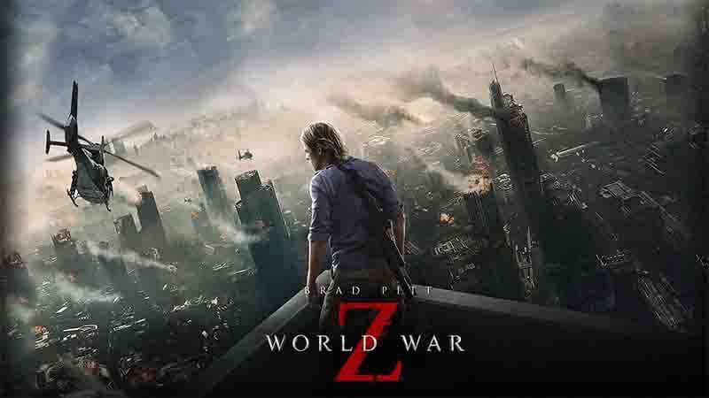 ワールド・ウォーZシリーズの画像