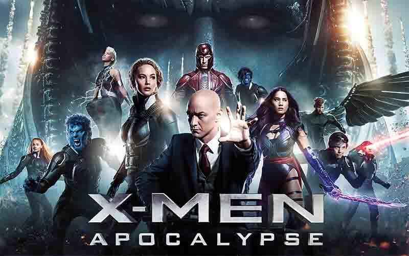 X-MENシリーズの画像