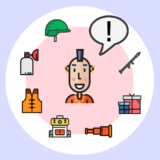 PUBGモバイル:ドン勝つに必要なアイテム一覧