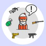 PUBGモバイルの全武器一覧、性能比較